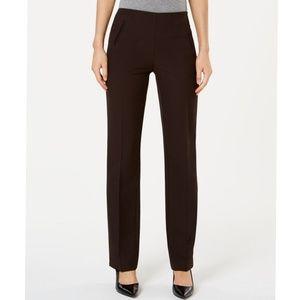 Alfani Rich Coffee Brown Pants